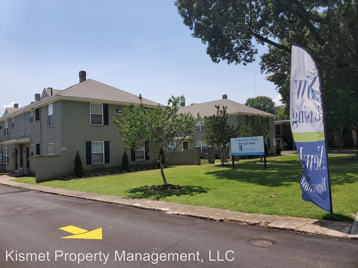 2 Bedrooms 1 Bathroom Apartment for rent at 3451 Southern Av Unit 5 in Memphis, TN