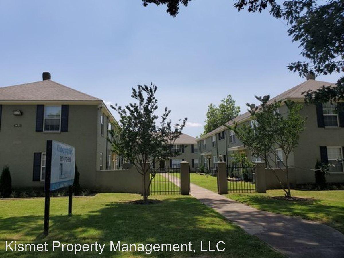 1 Bedroom 1 Bathroom Apartment for rent at 3451 Southern Av Unit 5 in Memphis, TN