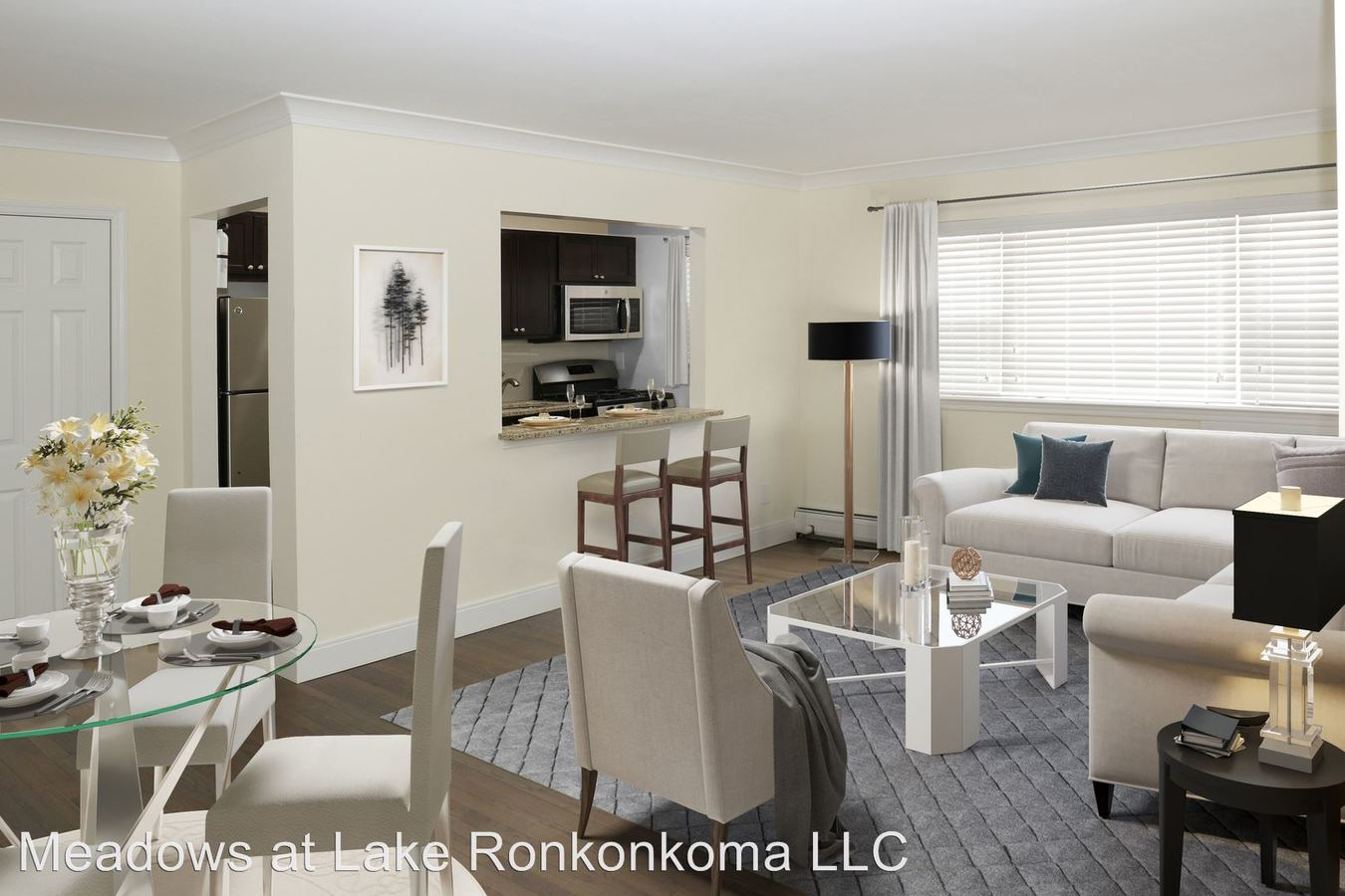 1 Bedroom 1 Bathroom Apartment for rent at 100 Ronkonkoma Ave. in Lake Ronkonkoma, NY