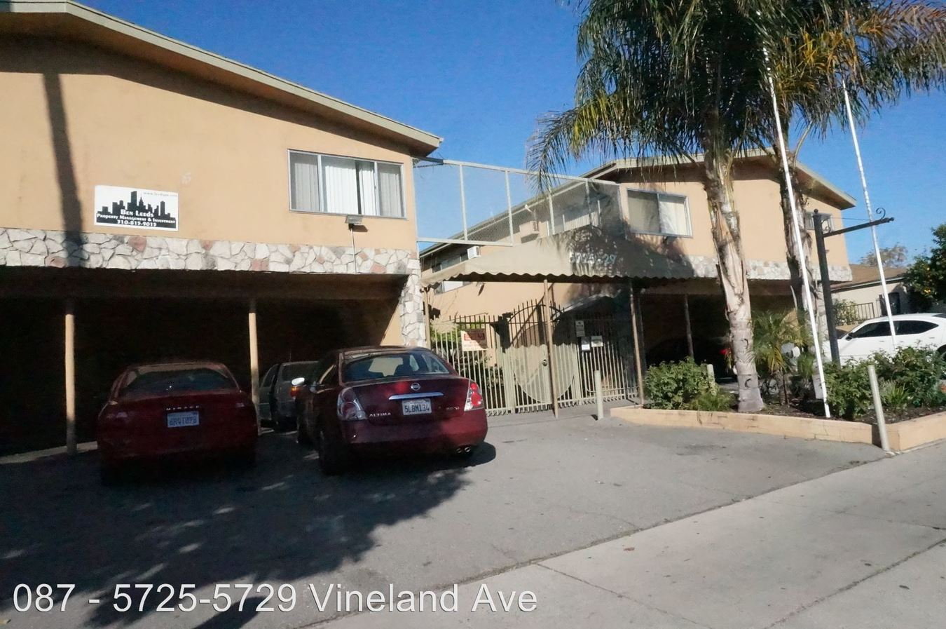 1 Bedroom 1 Bathroom Apartment for rent at 5725-5729 Vineland Avenue in North Hollywood, CA