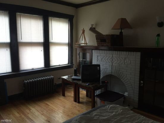 Studio 1 Bathroom Apartment for rent at 1400 N Honore St in Chicago, IL