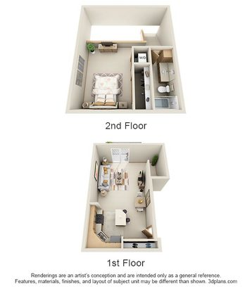1 Bedroom 1 Bathroom Apartment for rent at Silverstone in Madison, WI