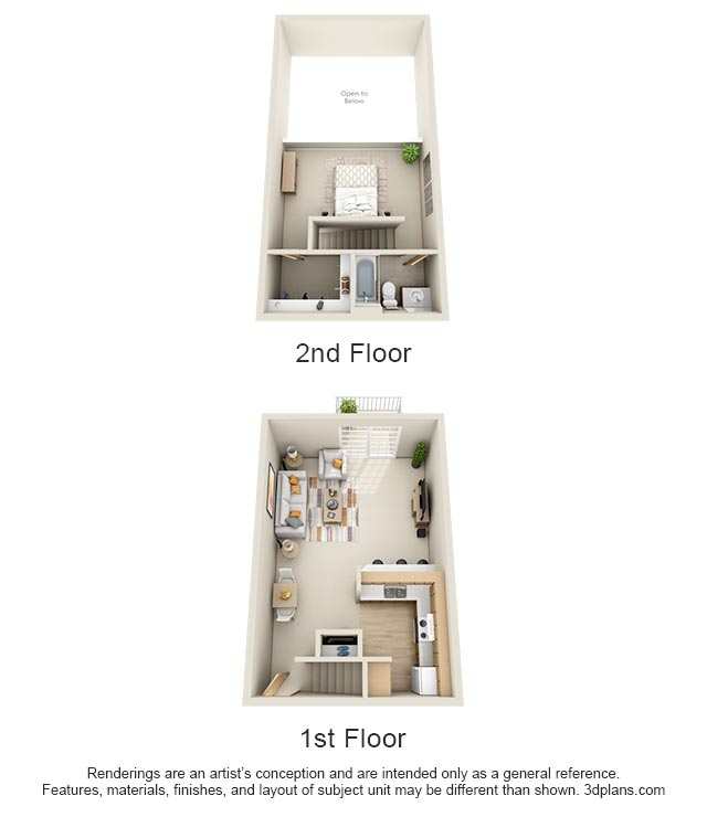 1 Bedroom 1 Bathroom Apartment for rent at Wexford Place Apartments in Madison, WI