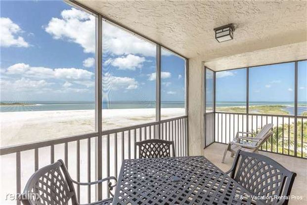 2 Bedrooms 2 Bathrooms House for rent at Carlos Pointe 536, 2 Bedrooms, Gulf Front, Elevator, Heated Pool, Sleeps 6 in Fort Myers Beach, FL