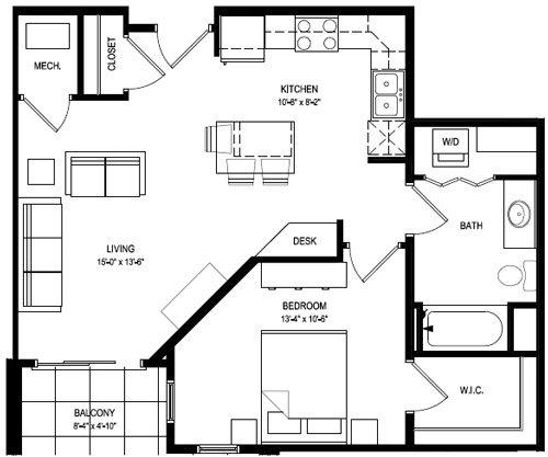 Livingston Place Apartments Madison, WI