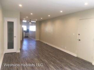 2 Bedrooms 2 Bathrooms Apartment for rent at 123 California Ave in Santa Monica, CA