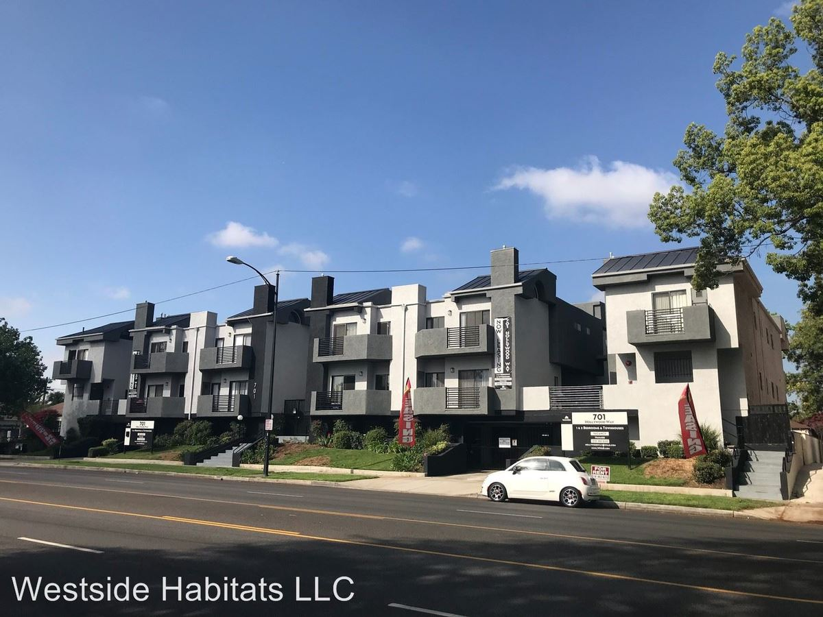 1 Bedroom 1 Bathroom Apartment for rent at 701 N Hollywood Way in Burbank, CA