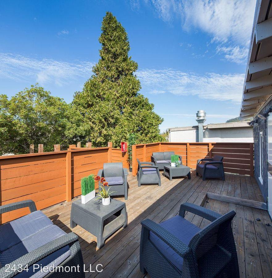 2434 Piedmont Avenue Berkeley, CA Apartment For Rent