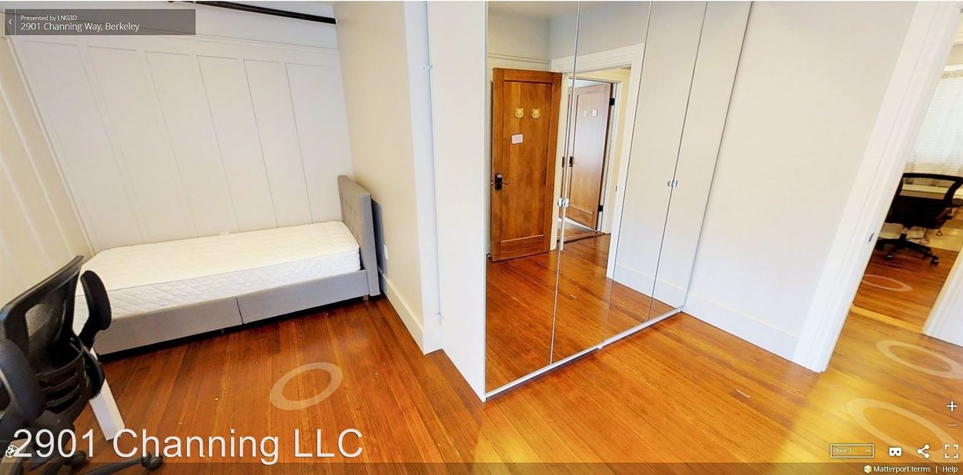2901 Channing Way Berkeley Ca Apartment For Rent