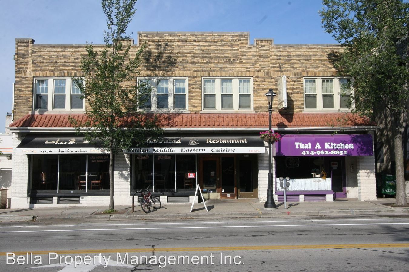 2 Bedrooms 1 Bathroom Apartment for rent at 2845 - 2851 N Oakland in Milwaukee, WI