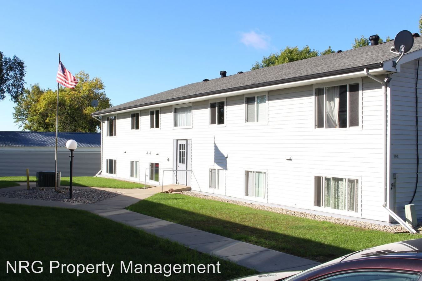 2 Bedrooms 1 Bathroom Apartment for rent at 309 & 311 W 9th St in Starbuck, MN