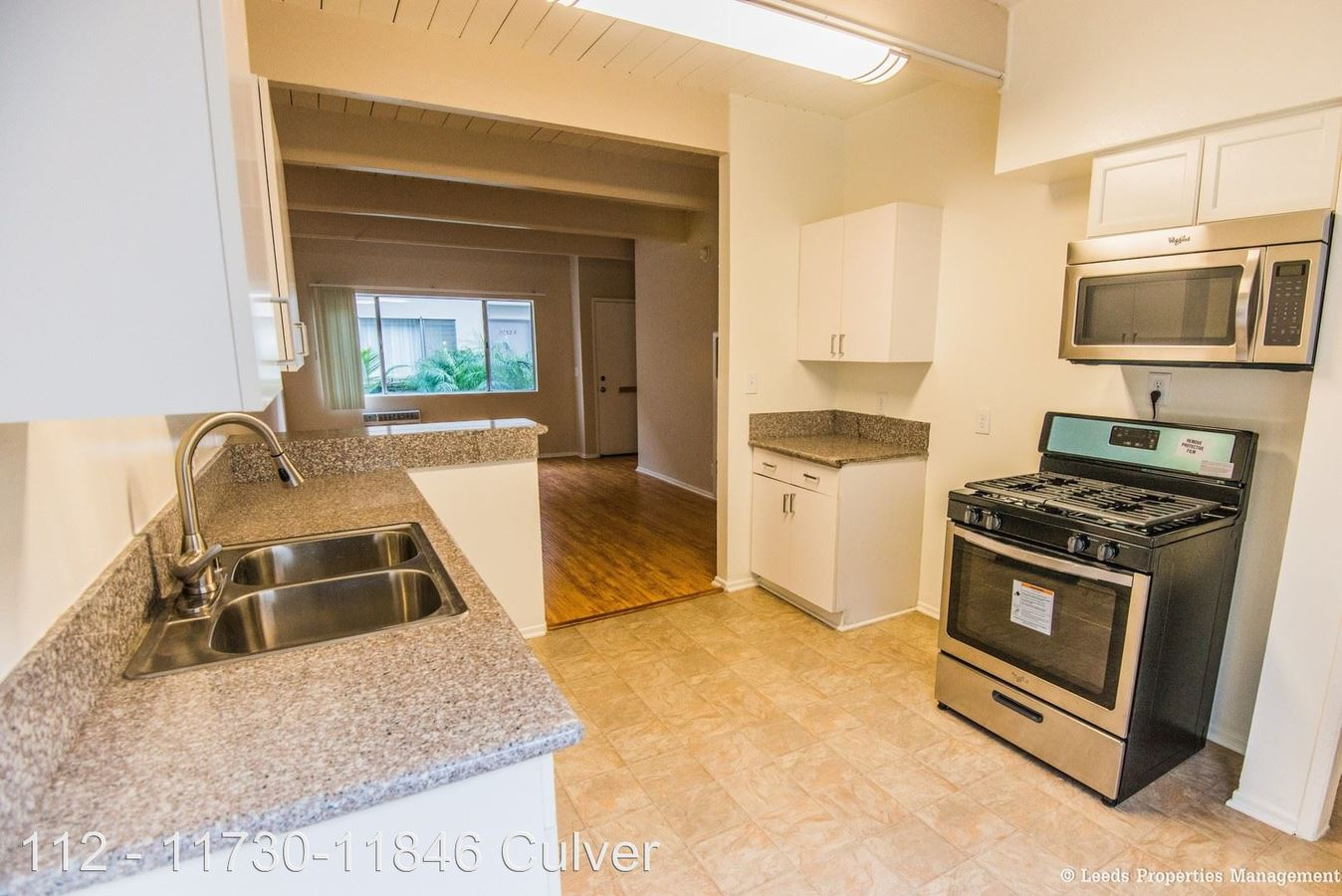 2 Bedrooms 1 Bathroom Apartment for rent at 11730-11846 Culver Blvd. in Los Angeles, CA