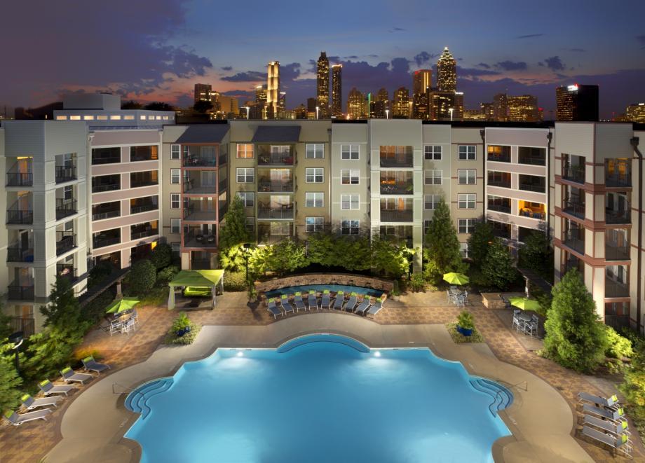 Camden Vantage Apartments Atlanta, GA