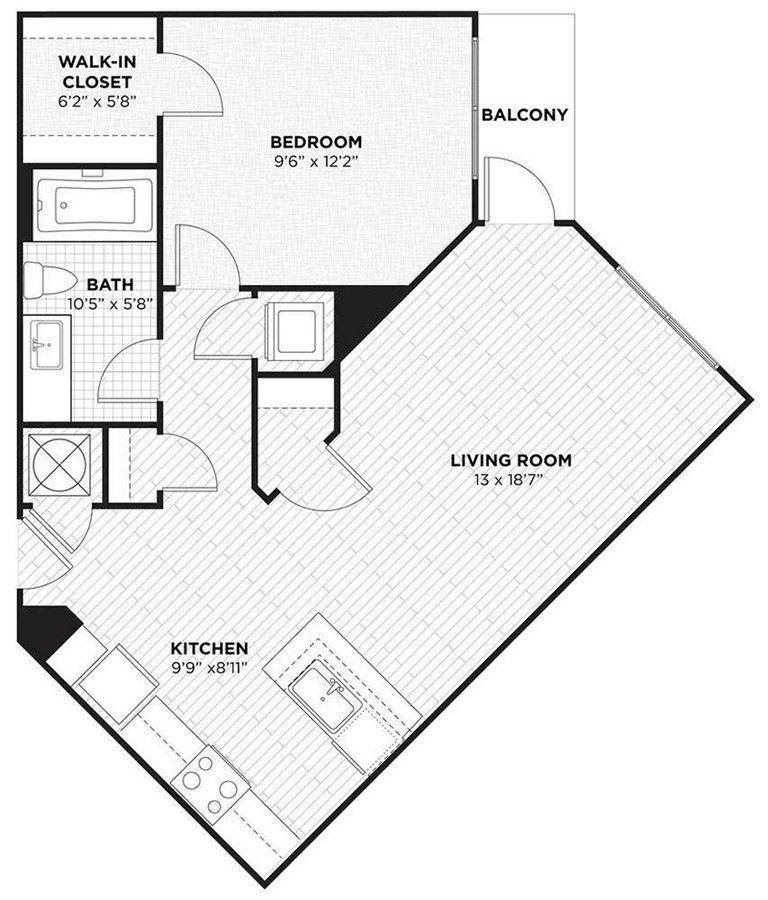 Camden Thornton Park Apartments Orlando Fl