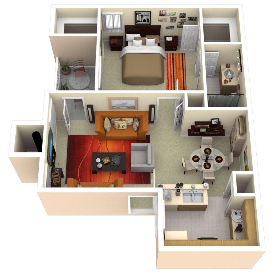 Camden Copper Ridge Apartments Corpus Christi, TX