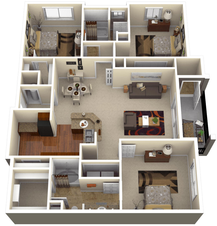 Camden South Bay Apartments Corpus Christi, TX