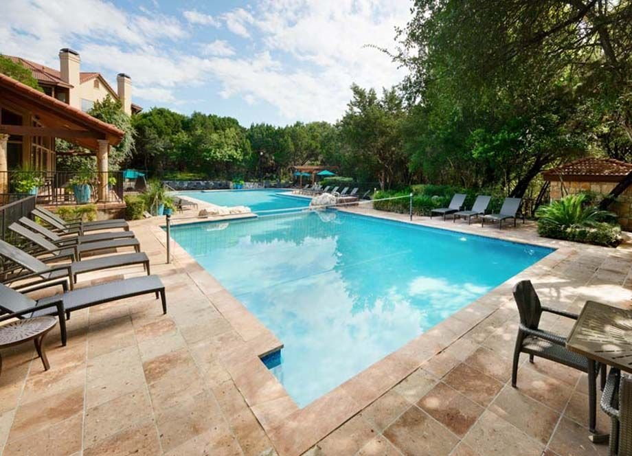 Camden Gaines Ranch Apartments Austin Tx