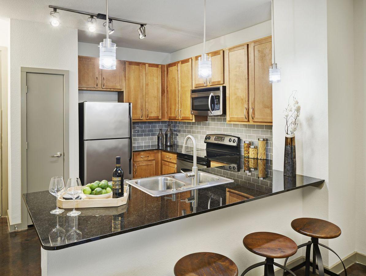 Camden Design District Apartments Dallas, TX