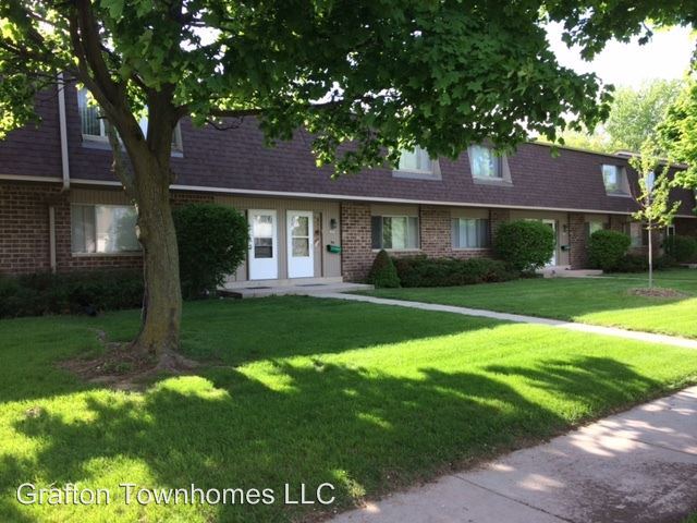2 Bedrooms 2 Bathrooms Apartment for rent at 1801-1847 1st Avenue 102-226 Falls Rd. in Grafton, WI
