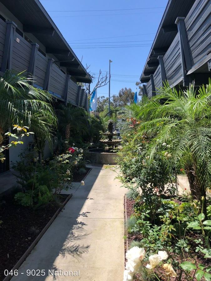 1 Bedroom 1 Bathroom Apartment for rent at 9025 National Blvd. in Los Angeles, CA