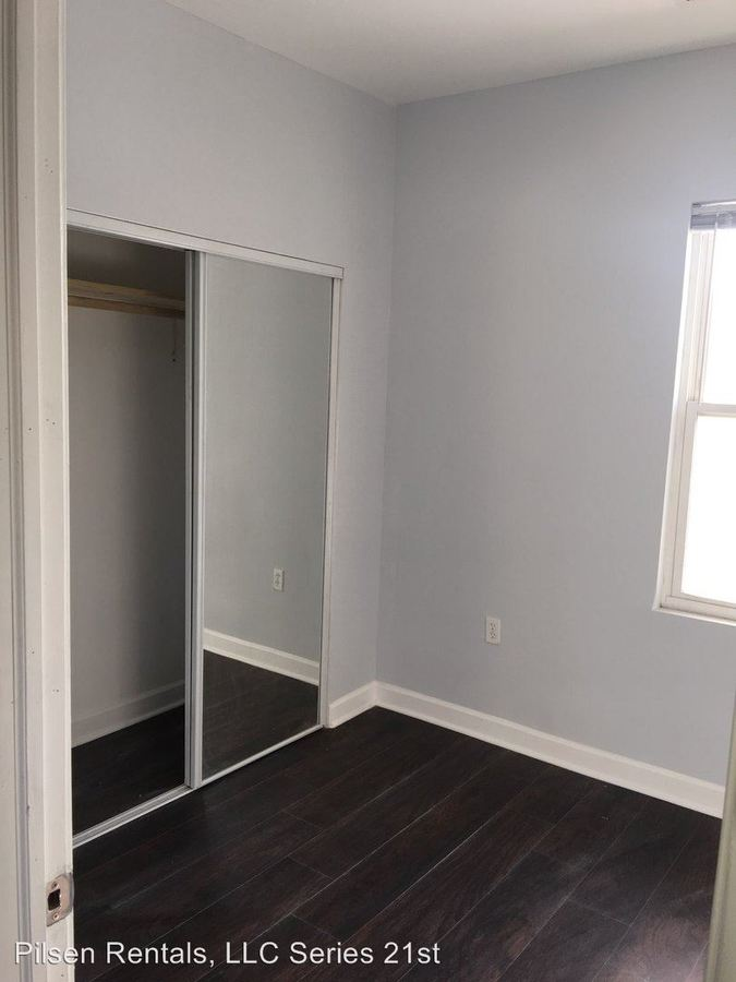 3 Bedrooms 2 Bathrooms Apartment for rent at 2200 W. 21st Place in Chicago, IL