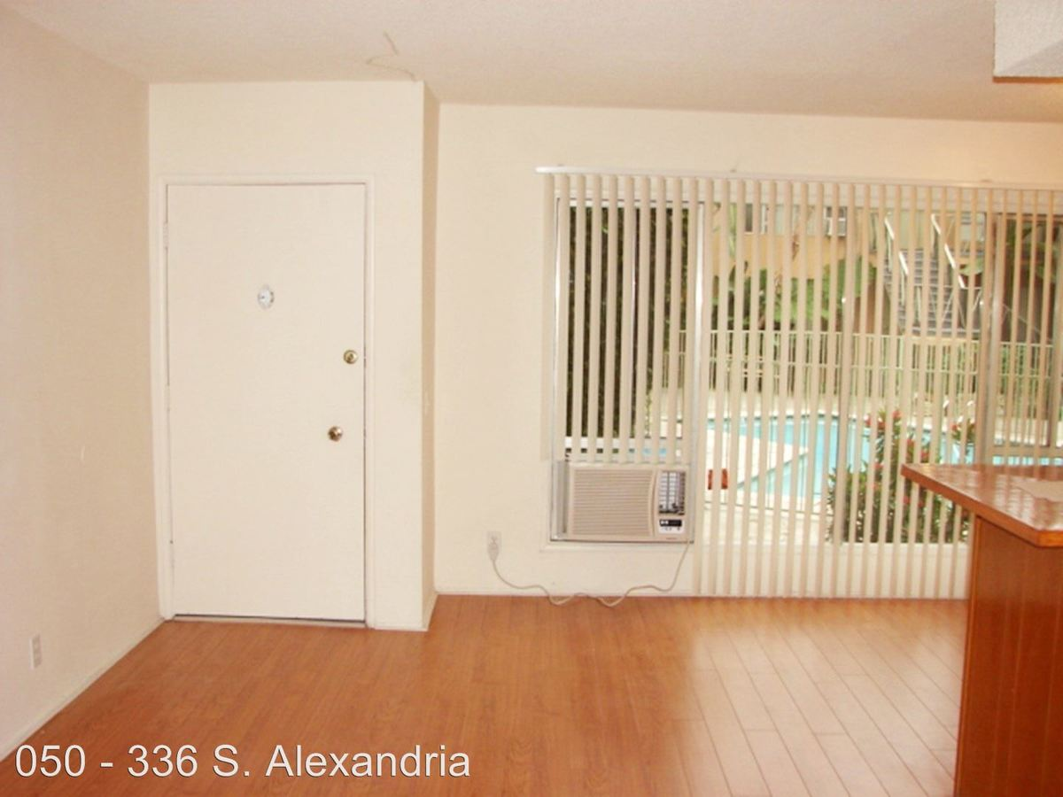 1 Bedroom 1 Bathroom Apartment for rent at 336 S.alexandria Ave. in Los Angeles, CA