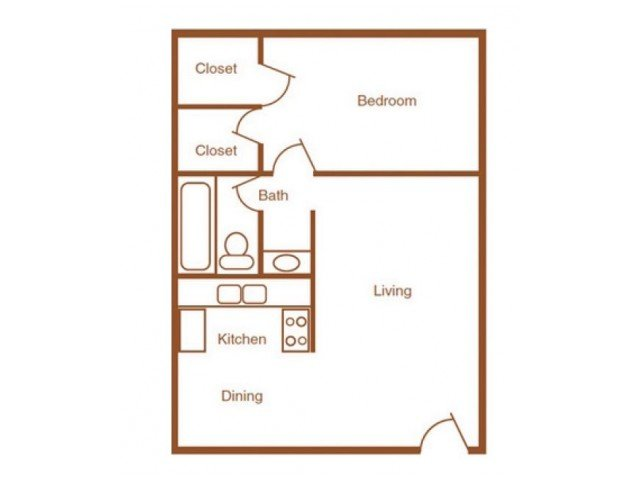 1 Bedroom 1 Bathroom Apartment for rent at Avalon in Phoenix, AZ