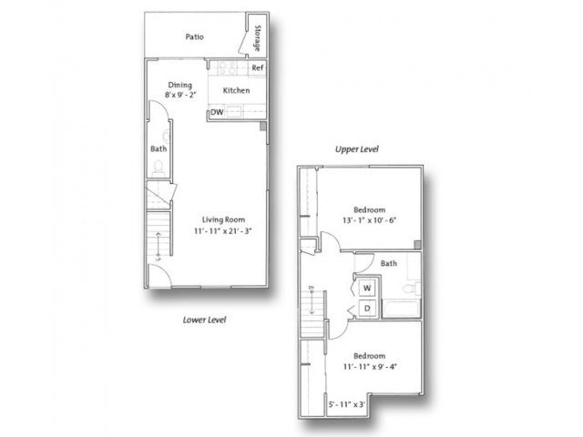 2 Bedrooms 1 Bathroom Apartment for rent at Central Park At Whisman Station in Mountain View, CA