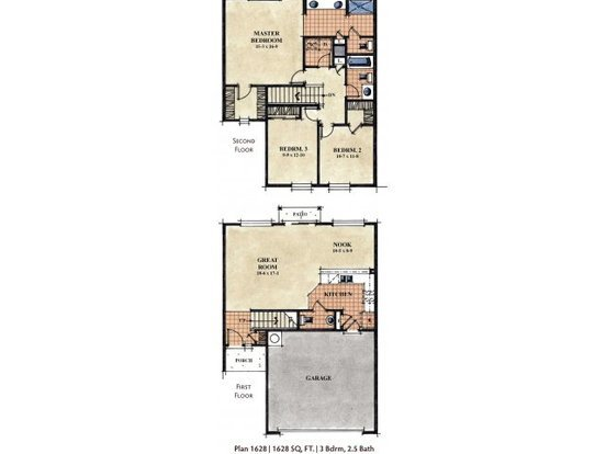 3 Bedrooms 2 Bathrooms Apartment for rent at Galeria Del Rio in Tucson, AZ