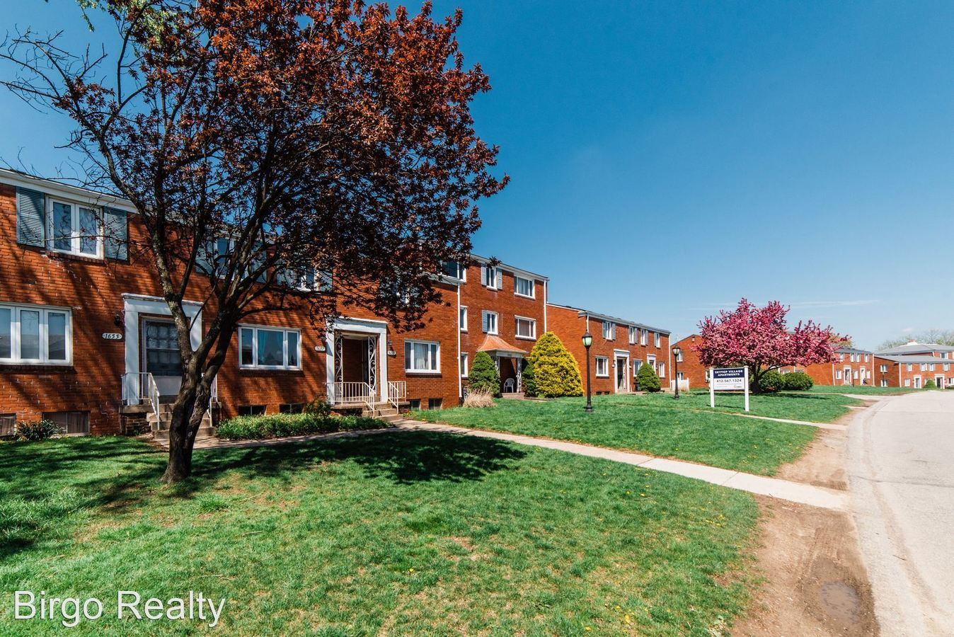 2 Bedrooms 1 Bathroom Apartment for rent at Skytop Village in Pittsburgh, PA
