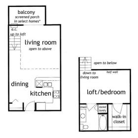 1 Bedroom 1 Bathroom Apartment for rent at Yorktown Estates in Madison, WI