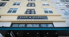 Similar Apartment at Park And Market
