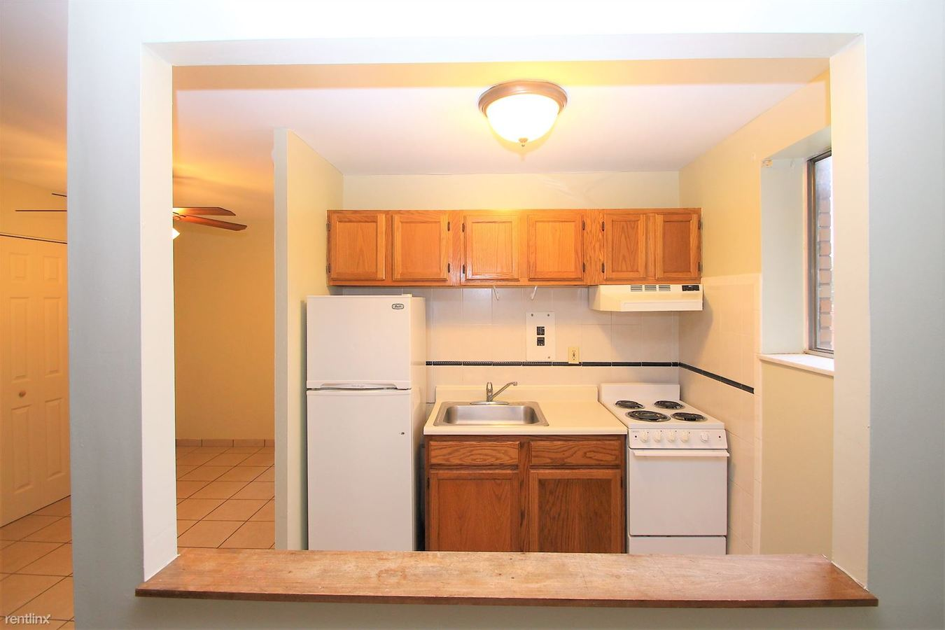 1 Bedroom 1 Bathroom Apartment for rent at Brittany Apartments in Moon Township, PA