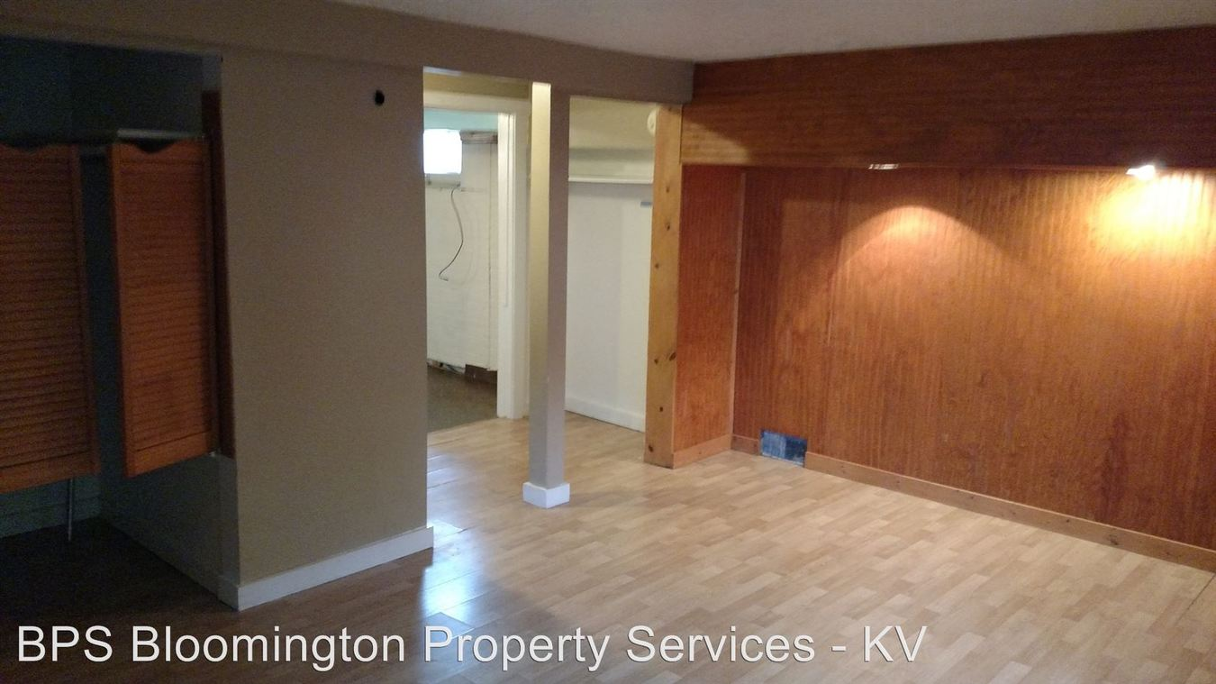 1 Bedroom 1 Bathroom Apartment for rent at 408 N Grant St in Bloomington, IN
