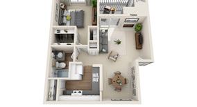 Similar Apartment at Bradford Pointe Apartments