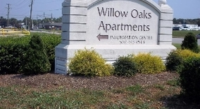 Similar Apartment at Willow Oaks Apartments