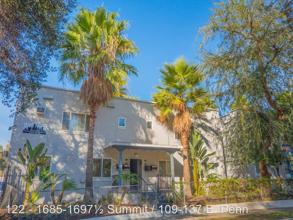 1 Bedroom 1 Bathroom Apartment for rent at 1685-1697½ North Summit Ave./ 109-137 E. Penn St. in Pasadena, CA