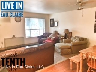 2 Bedrooms 2 Bathrooms Apartment for rent at 218 10th Avenue in Eau Claire, WI