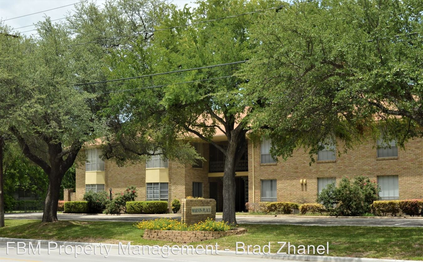2 Bedrooms 1 Bathroom Apartment for rent at 510 W Marvin Ave in Waxahachie, TX