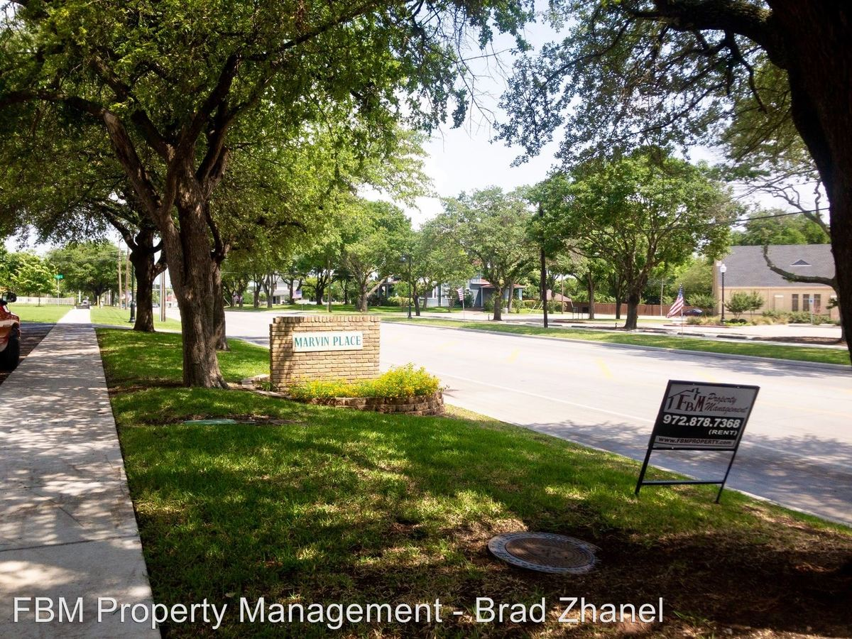 1 Bedroom 1 Bathroom Apartment for rent at 510 W Marvin Ave in Waxahachie, TX