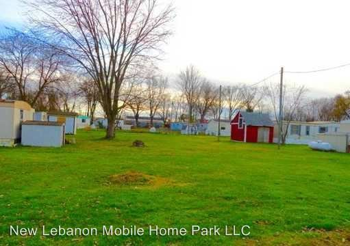 1 Bedroom 1 Bathroom Apartment for rent at 361 W. Main Street in New Lebanon, OH