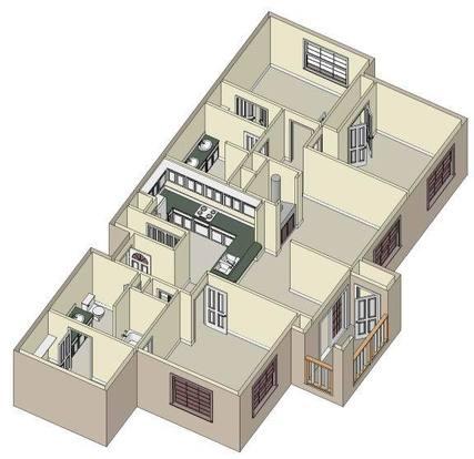 3 Bedrooms 2 Bathrooms Apartment for rent at Kensington Park in Corinth, TX
