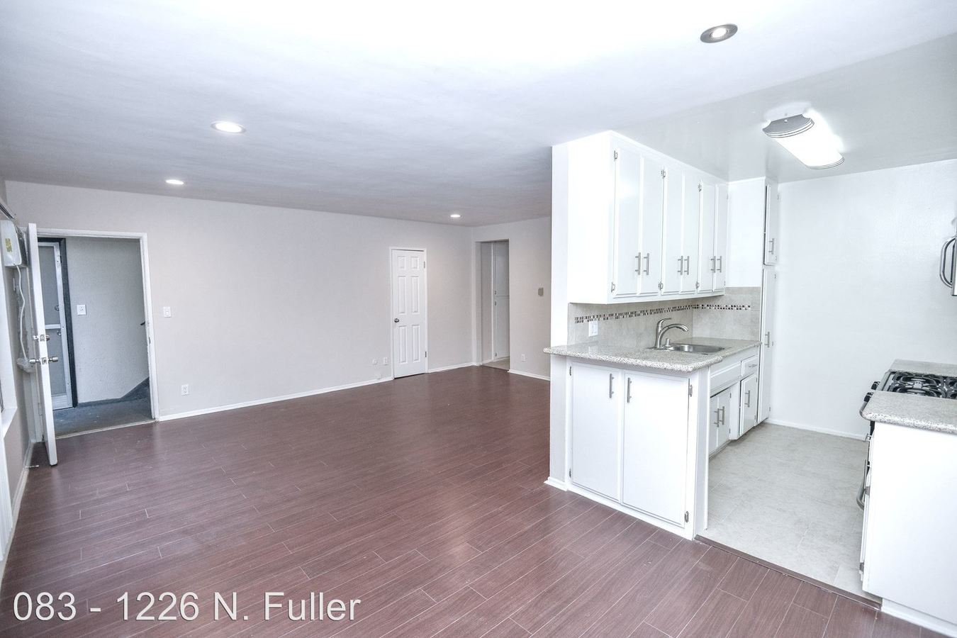 1 Bedroom 1 Bathroom Apartment for rent at 1226 N. Fuller Ave. in West Hollywood, CA