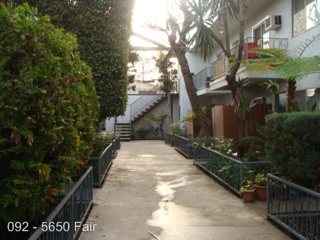 1 Bedroom 1 Bathroom Apartment for rent at 5650 Fair Ave. in North Hollywood, CA