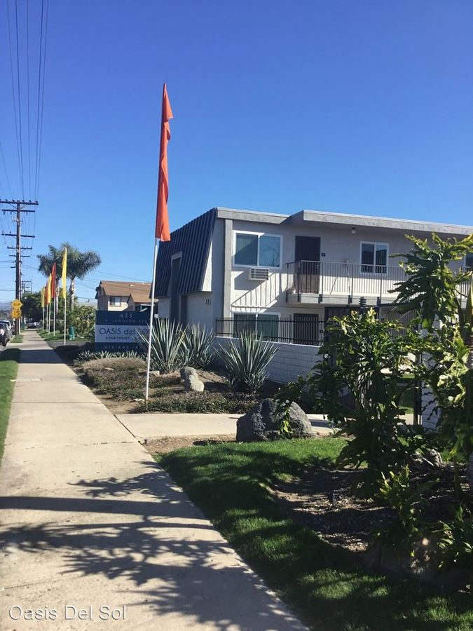 2 Bedrooms 1 Bathroom Apartment for rent at 633 S Johnson Ave in El Cajon, CA
