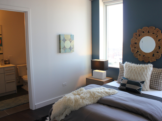 2 Bedrooms 2 Bathrooms Apartment for rent at 220 West Illinois Street in Chicago, IL