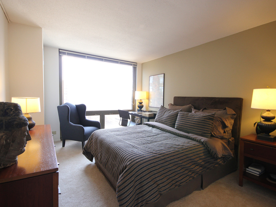 2 Bedrooms 2 Bathrooms Apartment for rent at Elm Street Plaza in Chicago, IL