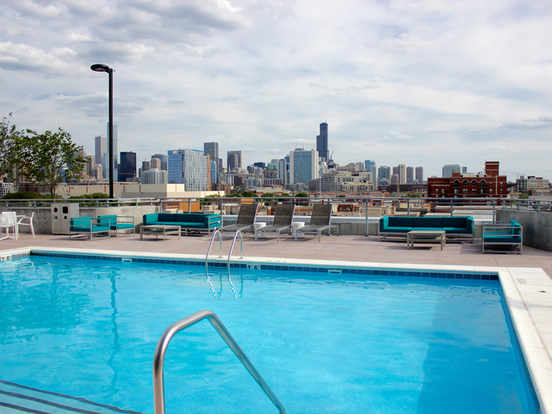 Studio 1 Bathroom Apartment for rent at 1457 North Halsted Street in Chicago, IL