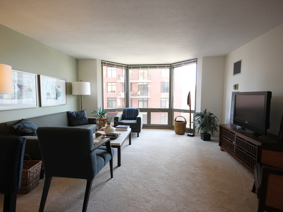 1 Bedroom 1 Bathroom Apartment for rent at Elm Street Plaza in Chicago, IL