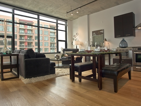 2 Bedrooms 1 Bathroom Apartment for rent at 1135 South Delano Court in Chicago, IL